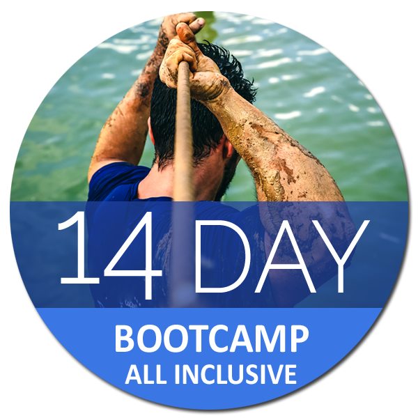 14 day all inclusive boot camp